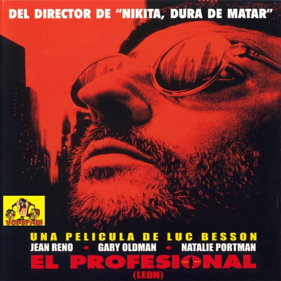 Leon-El-Profesional-Vcd